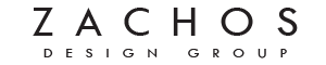 zachos design group logo